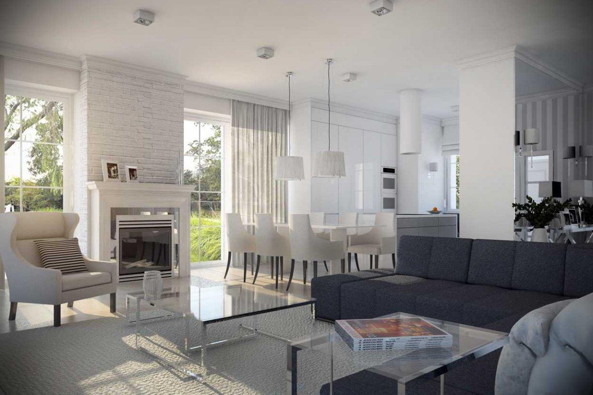 projekt wnętrz domu w Kłodzku