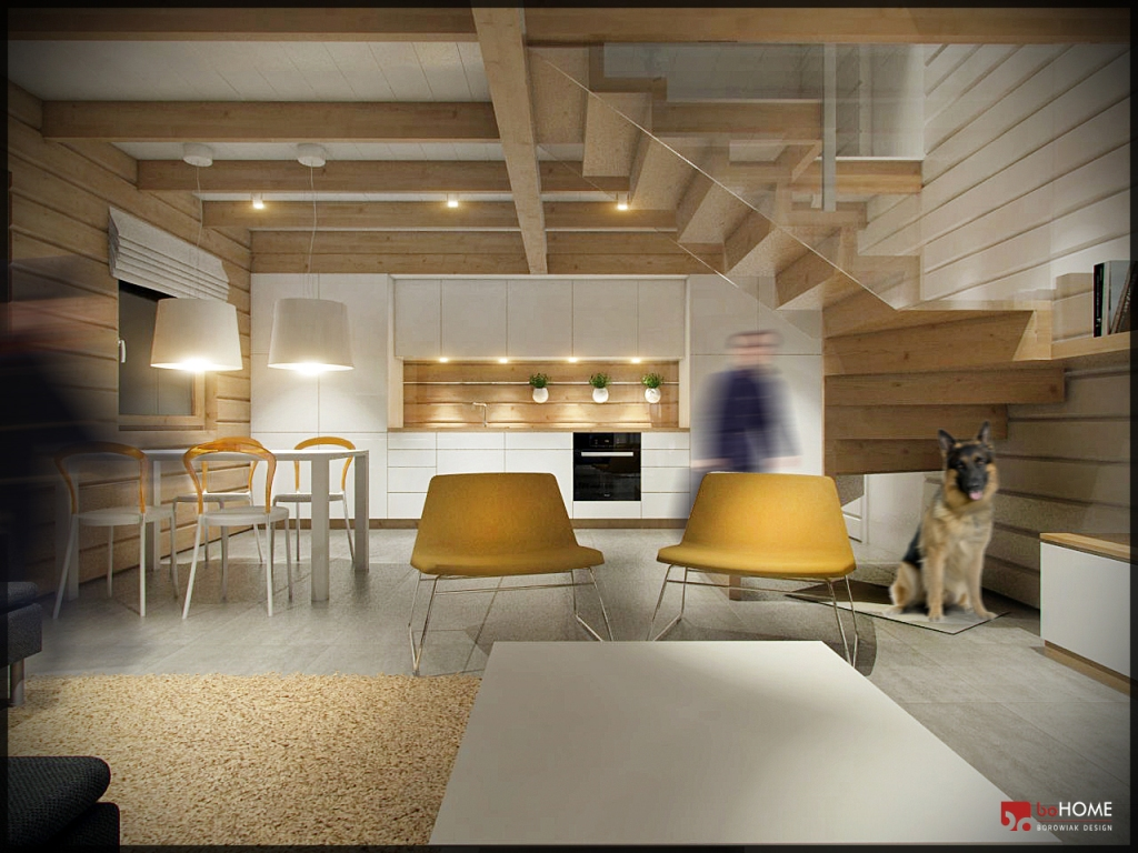 projekt wnętrz domu, projektanci wnętrz