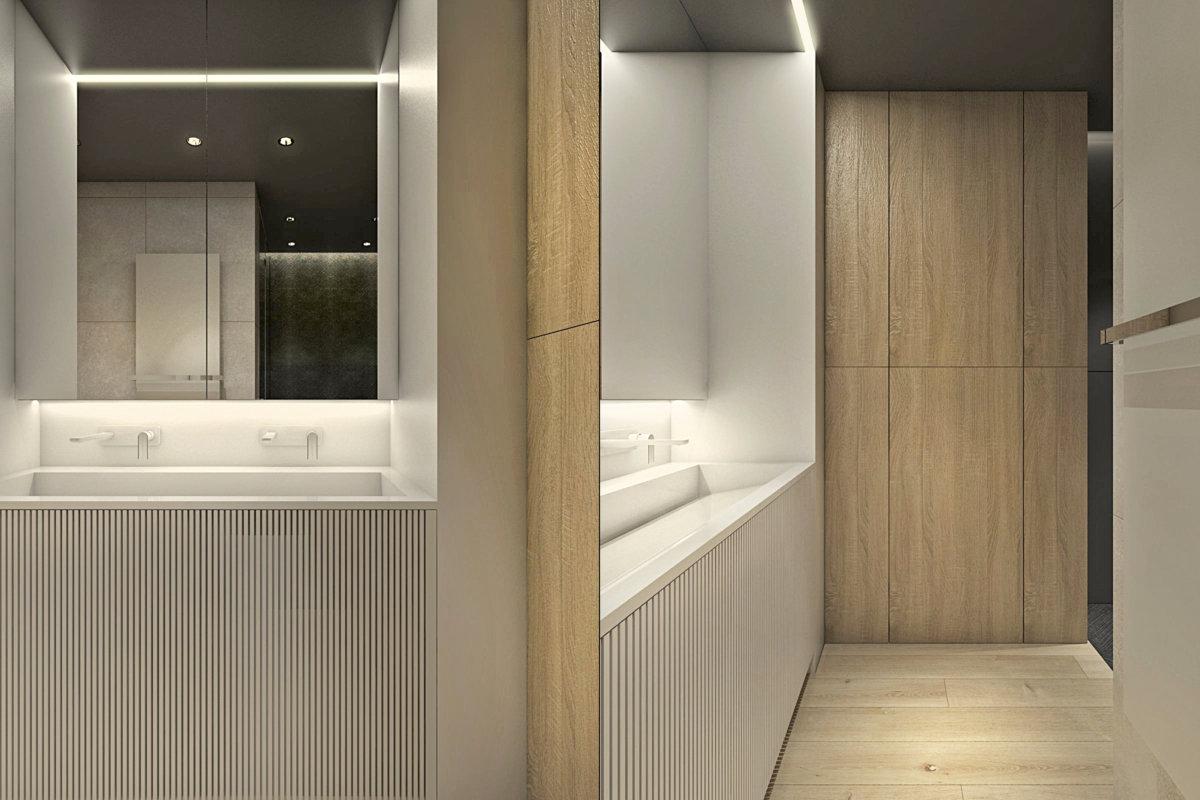 projekt mieszkania we wrocławiu, projekt przestrzeni mieszkalnej