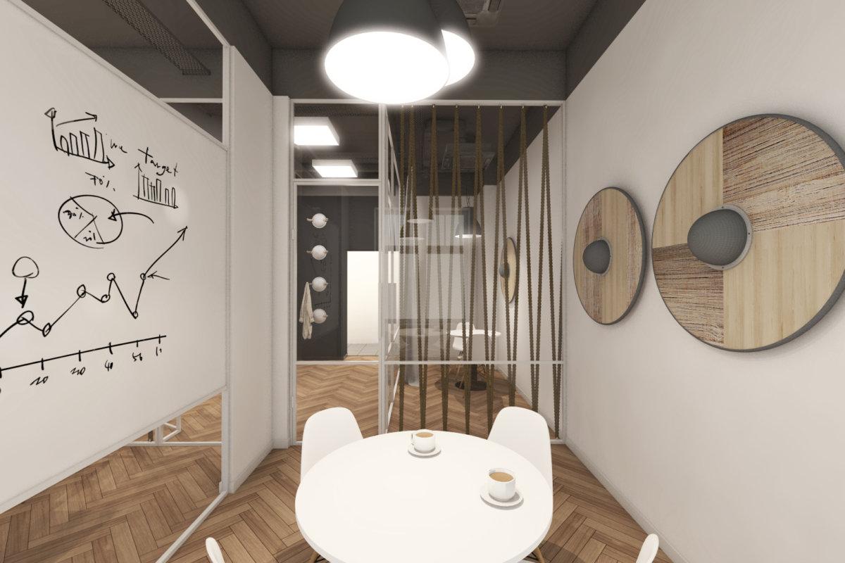 projekt wnętrz biura mobile vikings, projekt wnętrz przestrzeni biurowejprojekt wnętrz biura mobile vikings, projekt wnętrz przestrzeni biurowej